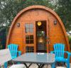 location camping hebergment insolite cottage trevou treguignec